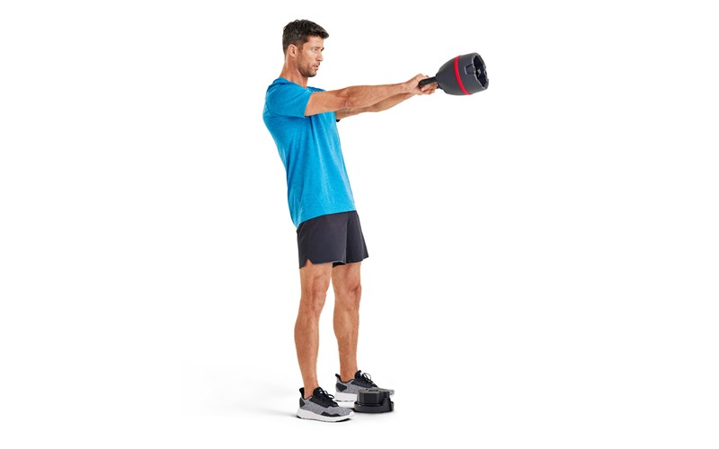 840i adjustable Kettlebell