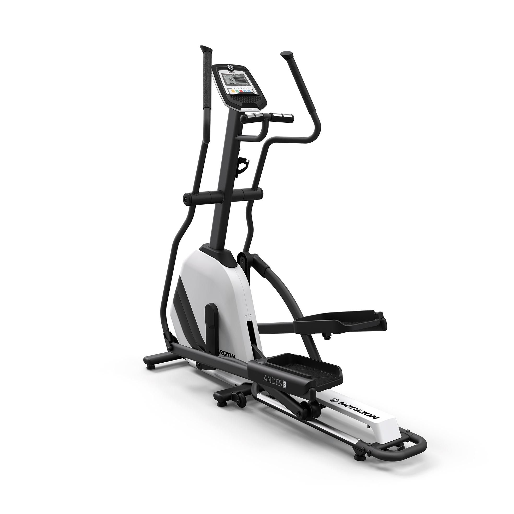 v lo elliptique andes 3 machines de fitness sur. Black Bedroom Furniture Sets. Home Design Ideas