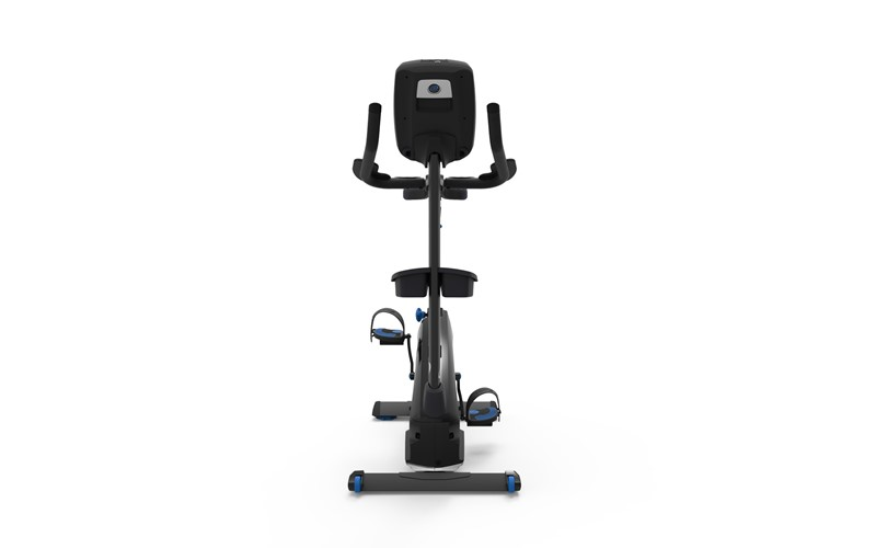 U628 Upright Bike black