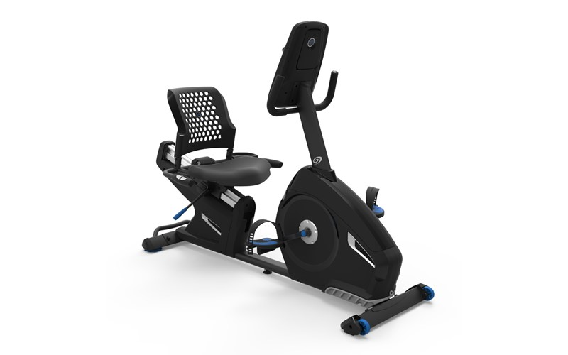 R626 Recumbent Bike Black