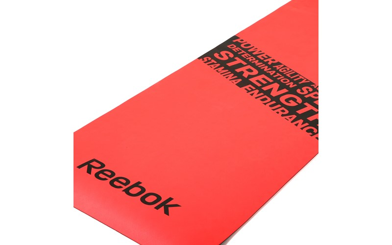 Fitness Mat Red Strength